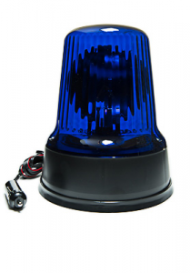 Маяк проблесковый С 24-75М синий