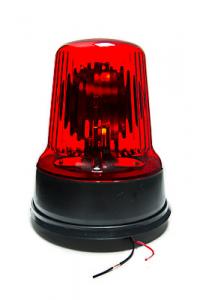Маяк проблесковый С 24-75 красный