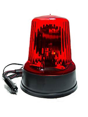 Маяк проблесковый С 24-75М красный
